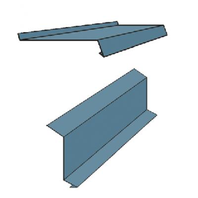 ПИФ профиль И фигурный (отлив оконный, планка примыкания)