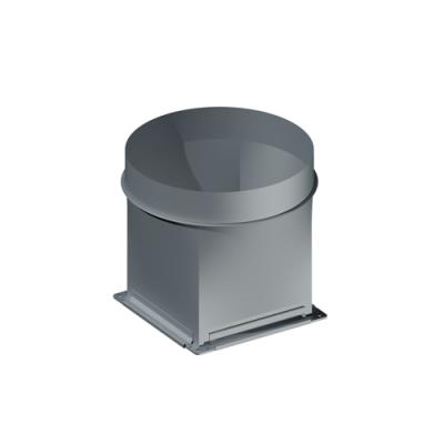 ВППВ вентиляция прямоугольная переход вентилятора
