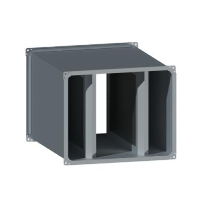 ВПШГ вентиляция прямоугольная шумоглушитель