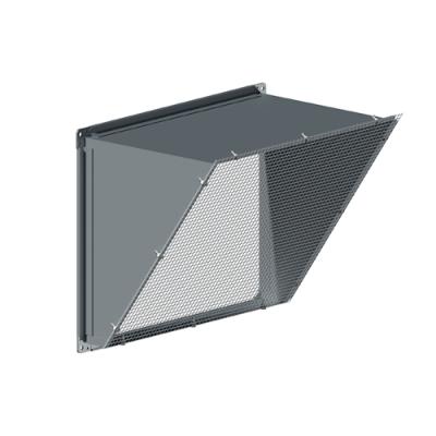 ВПВВГ вентиляция прямоугольная выброс вентилятора гортзонтальный +