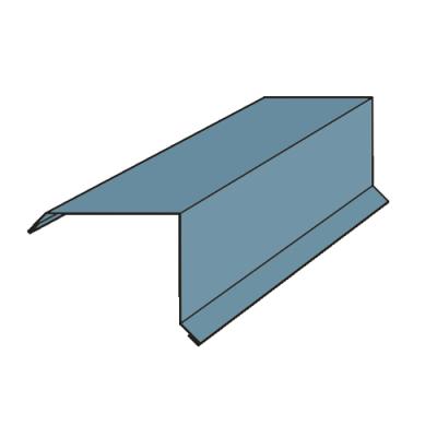 ПГНФ профиль Г наружный фигурный (планка ветровая)