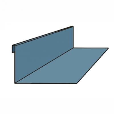 ПГВ профиль Г внутренний (планка пристенная)
