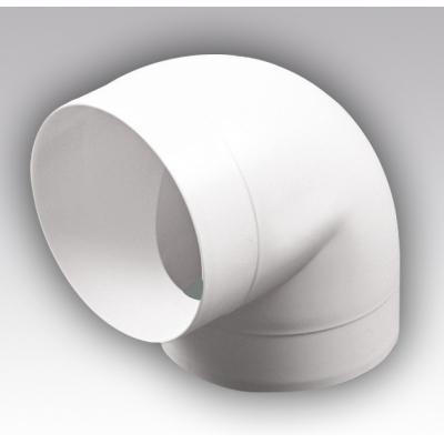 Колено 90 гр. для круглых воздуховодов (ККП)