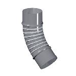 ВККН 100/45/0,5/Zn водосток круглый колено нижнее
