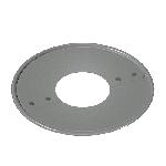 КЗИЗП 1100/1020/0,9/Zn кожух защитный изоляции заглушка переход