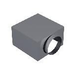 ВКАП2 310/310/230/199/0,5/Zn вентиляция круглая адаптер потолочный