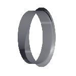 ВКВ 280/0,5/Zn вентиляция круглая врезка