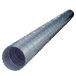 ВКПУ 450/3000/0,5/Zn вентиляция круглая прямой участок