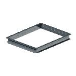 ВПВ 100/100/0,5/ф20/Zn вентиляция прямоугольная врезка