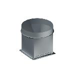 ВППВ 350/350/500/0,7/ф30/Zn вентиляция прямоугольная переход вентилятора