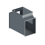 ВПТ 250/100/250/100/250/100/90/0,5/ф20/Zn вентиляция прямоугольная тройник