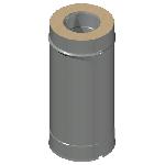ДКУТ 400/500/500/0,7/0,7/Zn/Zn/RW дымоход канал утепленный труба