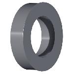 ДКУС 120/220/0,5/0,5/430/430/RW дымоход канал утепленный стакан