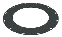 ДКФЛ 900/20/3,0/Zn дымоход канал фланец