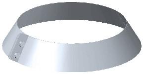 ДКФЗ 550/0,7/Zn дымоход канал фартук защитный