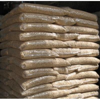 Пеллеты древесина 6 мм/15 кг/упаковка